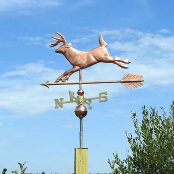 Deer Weathervane 636