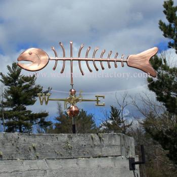 bonefish weathervane