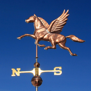 Pegasus Weathervane 406