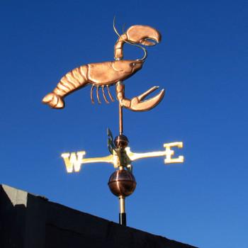 Lobster Weathervane 357