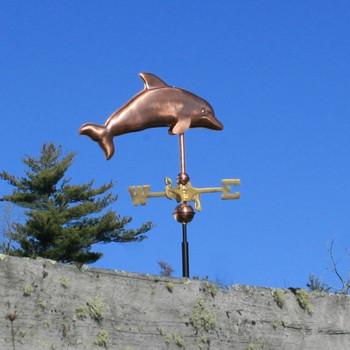 Dolphin Weathervane 551