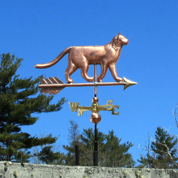 Cat Weathervane 629