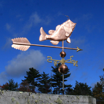 Bass Weathervane 692