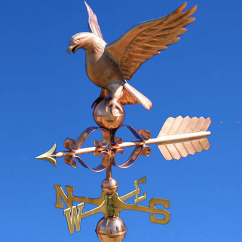 Victorian Eagle Weathervane