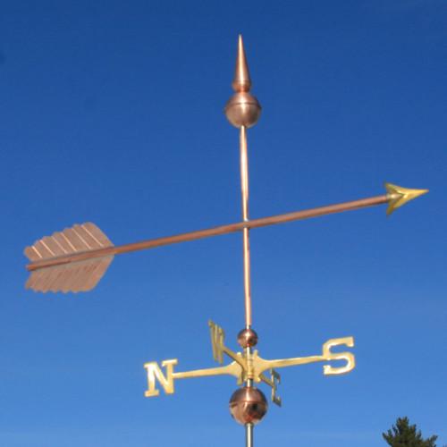 large arrow weathervane