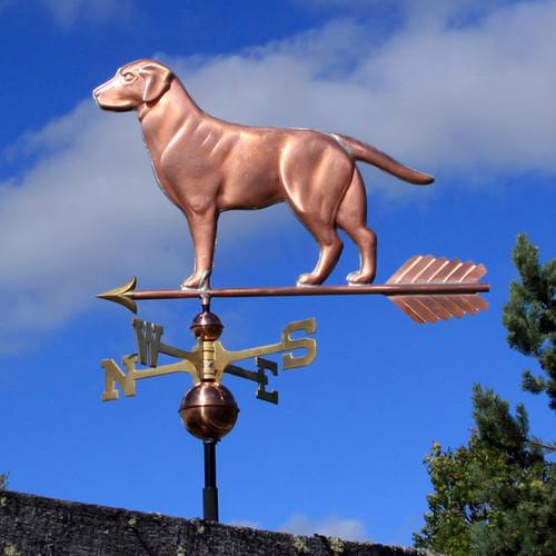 Labrador/Dog Weathervane