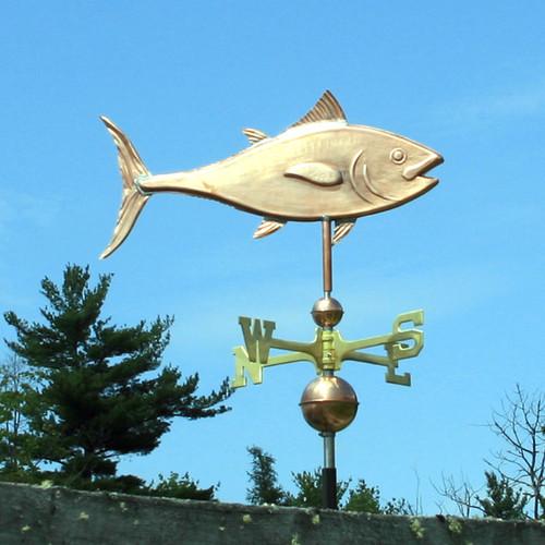 Tuna Fish Weathervane