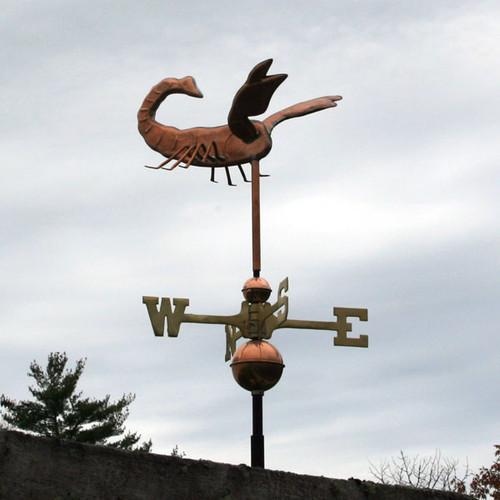Scorpion Weathervane