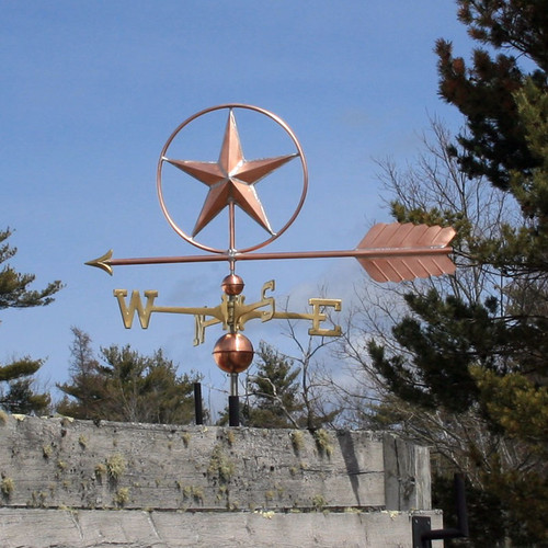 Star Weathervane