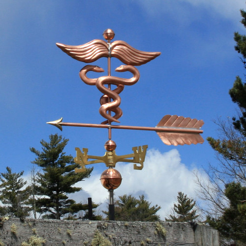 Caduceaus/Medical Weathervane