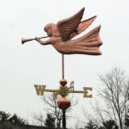 Angel Weathervane
