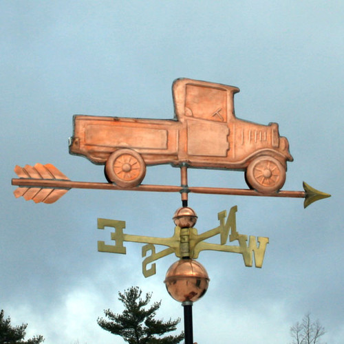 Pickup Truck Weathervane