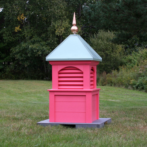 Conway Louvered Cupola