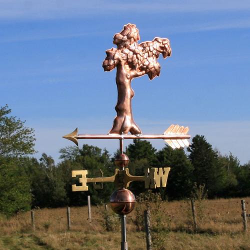 Tree Weathervane