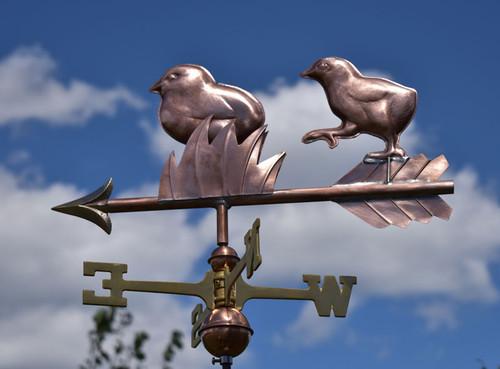 Chicks Weathervane