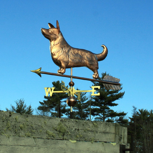Cardigan Corgi/Dog Weathervane