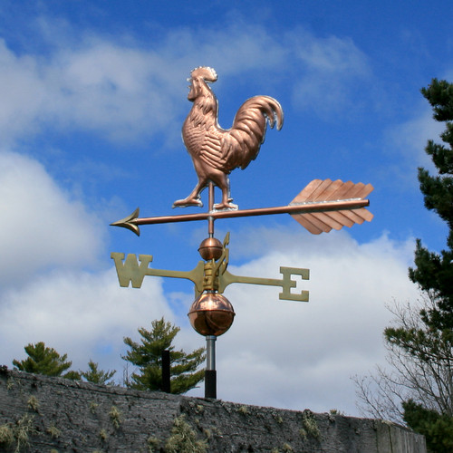 Rooster Weathervane 755