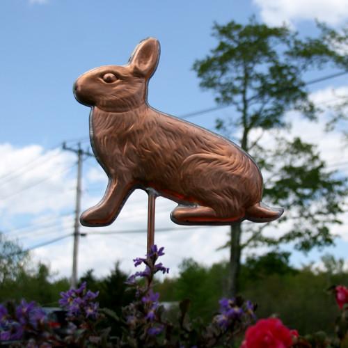 Bunny Garden Stake - 1017