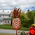 Pineapple Garden Stake - 1023