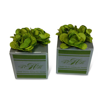 Flower Top Favor Box