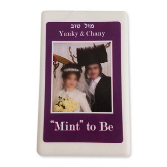 Personalized Photo Mint Thins