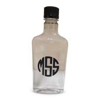 Personalized Flat Water Bottles