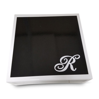 Black and White Magnetic Box Welcome Package
