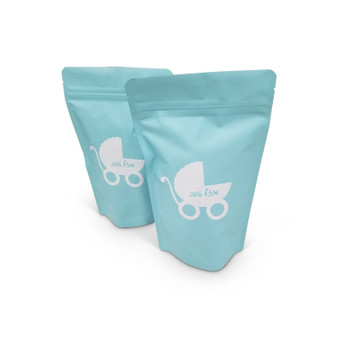 Baby Carriage Zipper Pouch Bags