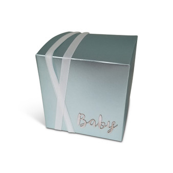 Baby Design Vachnacht Peckel Box Ribbon Included (Additional Colors Available)