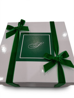 Luxurious Green Velvet Welcome Package
