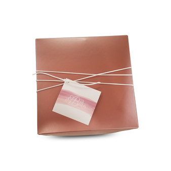 Pearlized Rose Gold Welcome Package