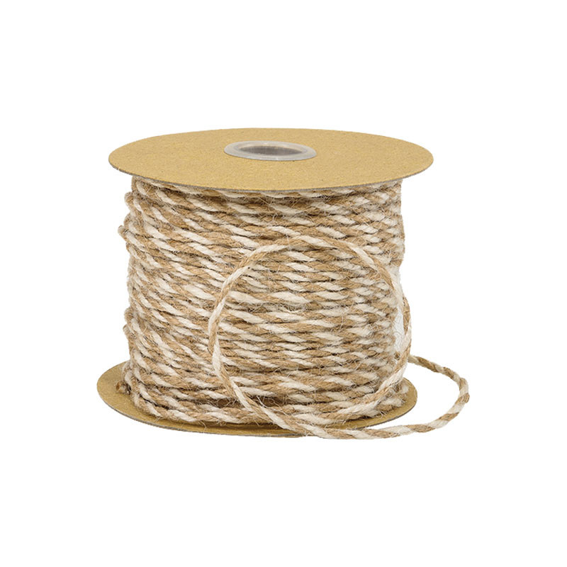 Duo Color Jute Twine (50yd. roll)