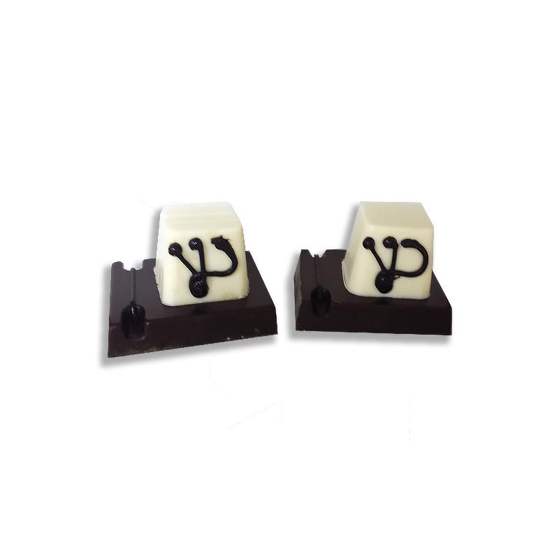 Mini Tefillin Chocolate