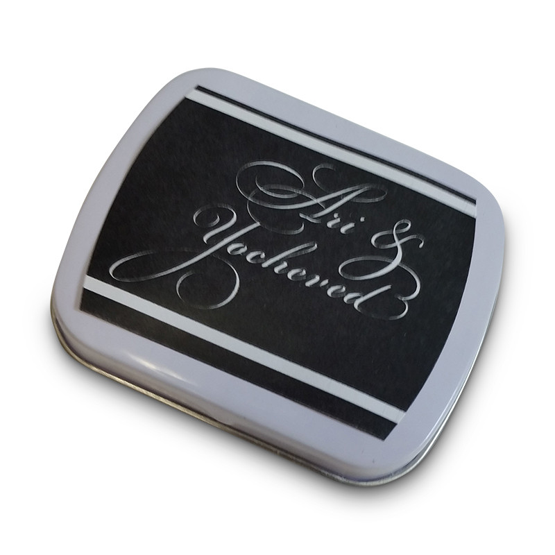 Personalized Mint Tins (Mints not included)
