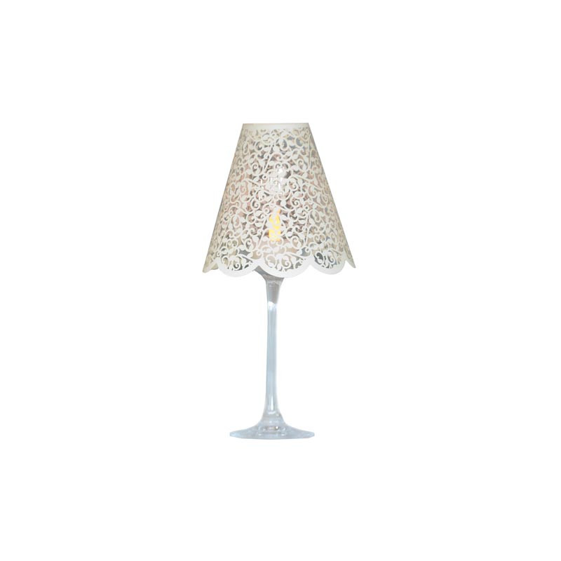 Ivy Vine Wine Glass Shade