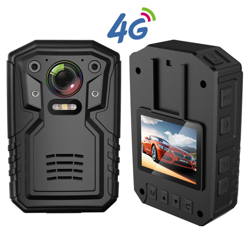 Hikway 4G 1080P Body Worn Camera
