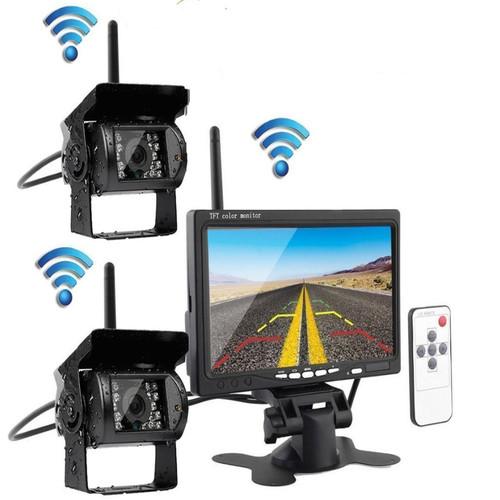 Wireless Backup Camera System-W202