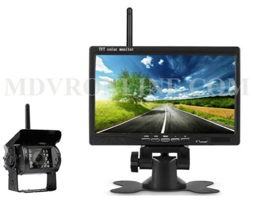 Wireless Backup Camera System-W201