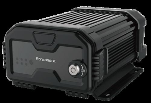 STREAMAX 5CH Hybrid 1080P HDD Mobile DVR X3-H0401