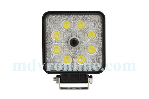 MDVR Vehicle Flood Light Camera