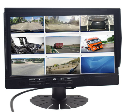 Hikway 10 inch vehicle monitor1