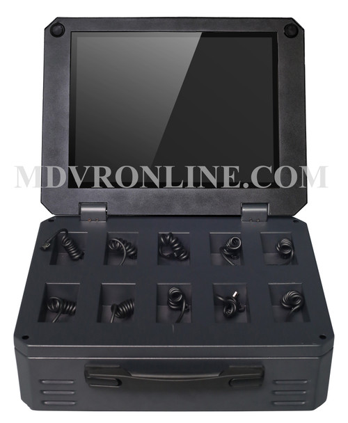 HIKWAY Ambarella-POLICE-CCTV-body-worn-hidden-cameras-docking-station