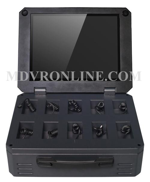 HIKWAY Ambarella-POLICE-CCTV-body-worn-hidden-cameras-docking-station