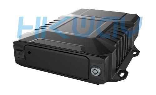 Hikway 8CH H265 1080P MDVR with built-in ADAS&DSM Algorithm
