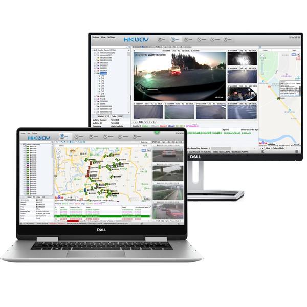 HIKWAY MOBILE DVR CMSV6 PC Client