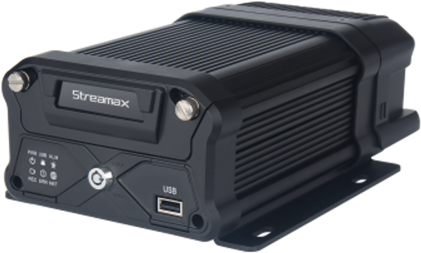 Streamax 8CH H265 1080P vehicle dvr X3-H0602
