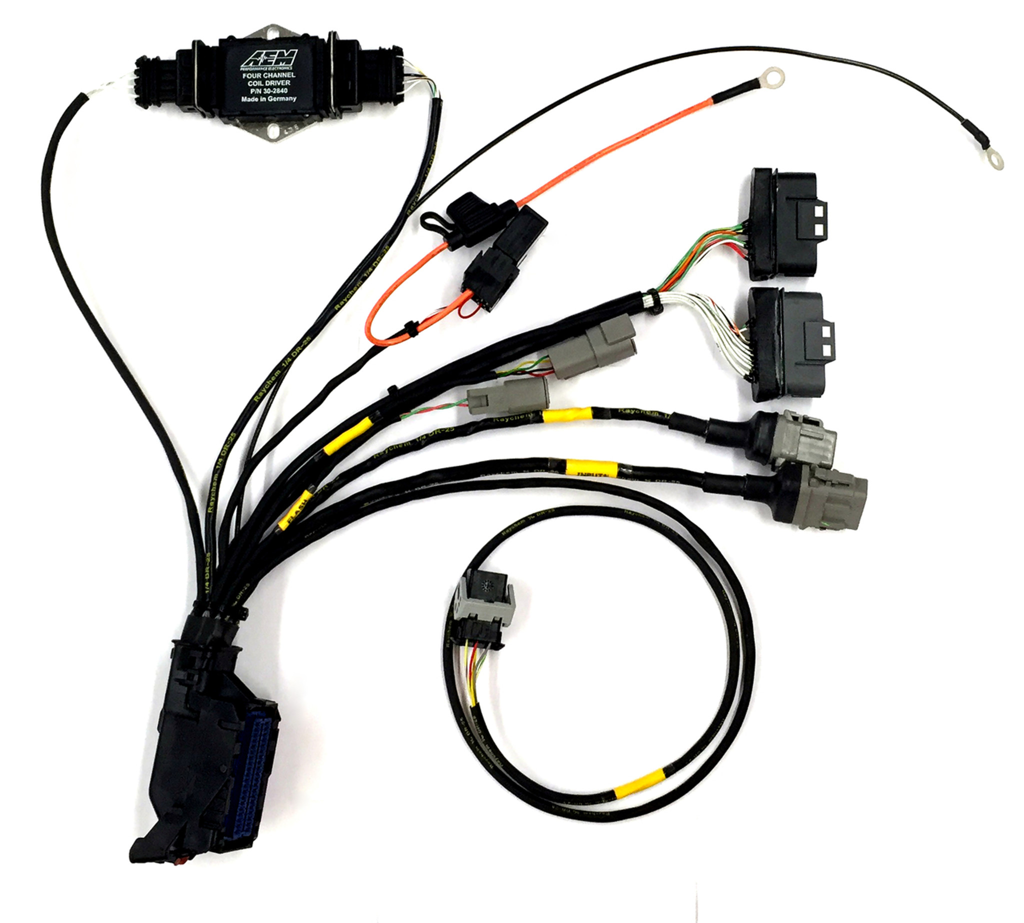 infinity ecu plug and play wiring harness shop htp