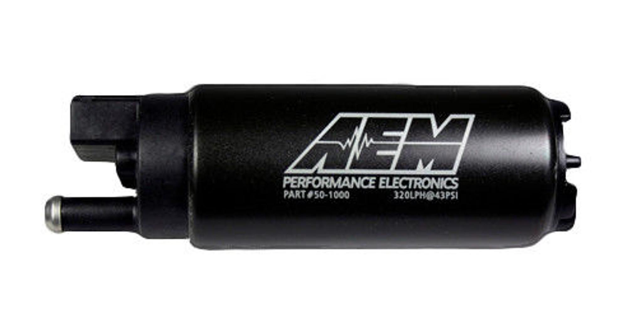 300LPH High Pressure Flow Performance In-tank Fuel Pump
