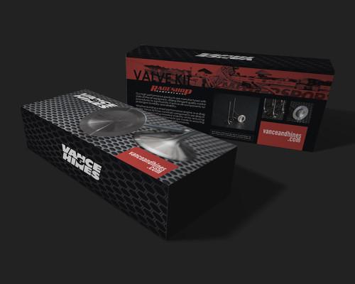 GSX-R High Performance Intake Valves