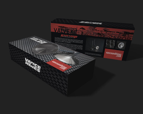 Yamaha High Performance Exhaust Valves
